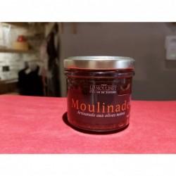 Moulinade olives noires 90gr
