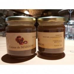 Crème de marron - 220gr -...