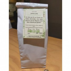 Thé vert Japan Lime 100gr