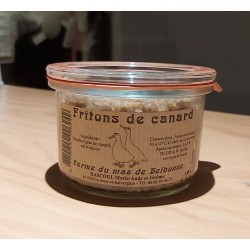 Fritons de canard(150gr)